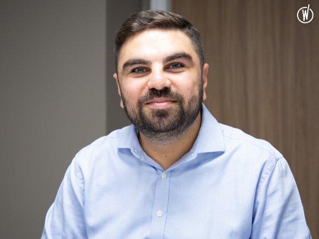Rencontrez Murat, Dirigeant fondateur - les couleurs du numérique