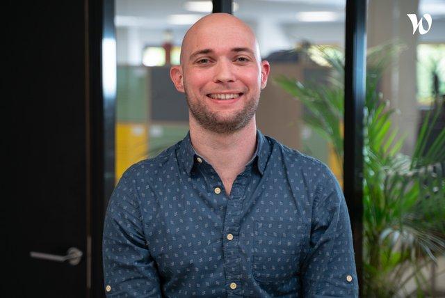 Rencontrez Julien, IT back office team manager - Somfy