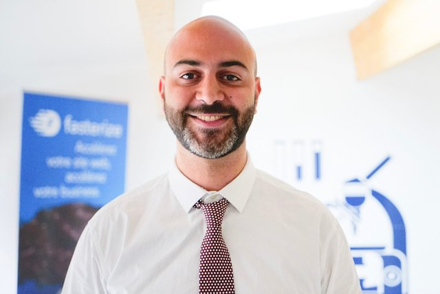 Rencontrez Marc, Sales Director - Fasterize