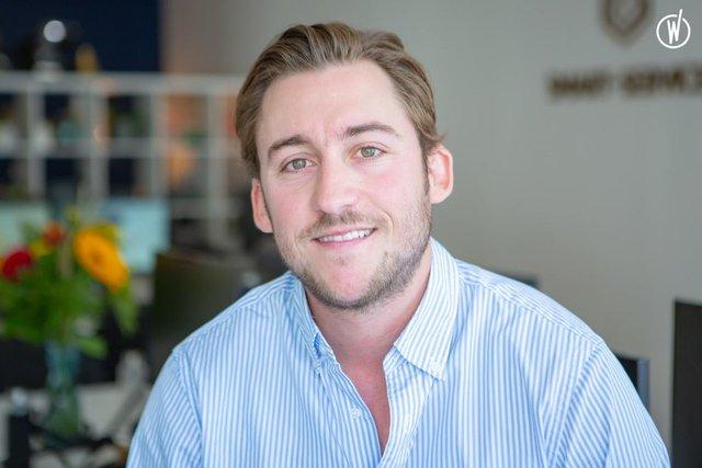 Rencontrez Augustin, Head of Sales - Smart-Services