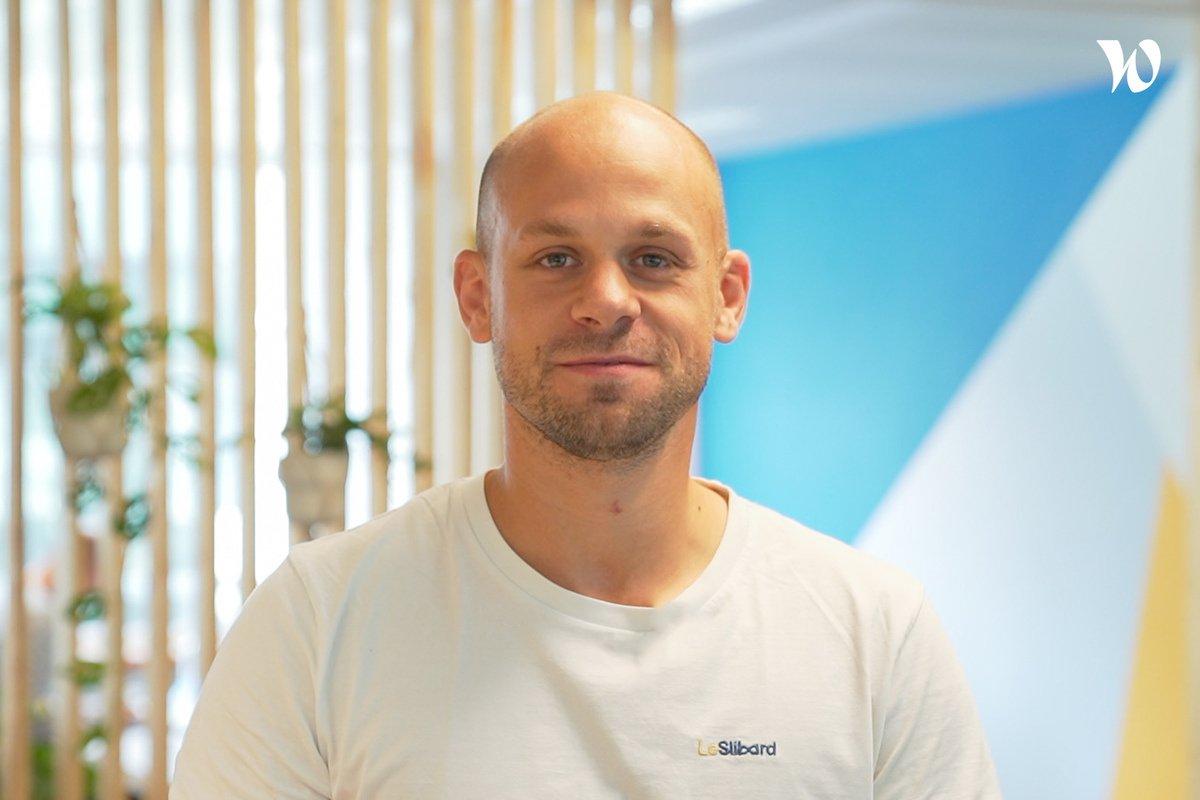Meet Alexis, CTO & Cofounder - Smovin
