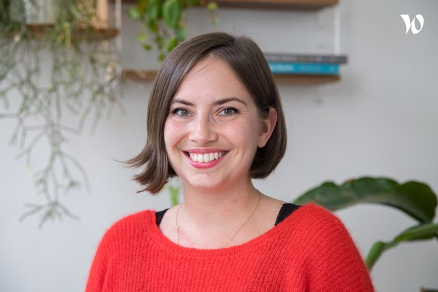 Rencontrez Virginie, Digital Strategy Consultant - Better&Stronger