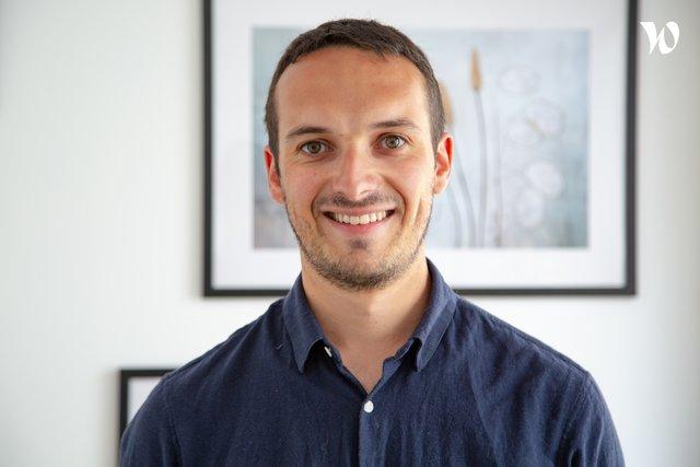 Rencontrez Séraphin, Director of Customer Success - isahit