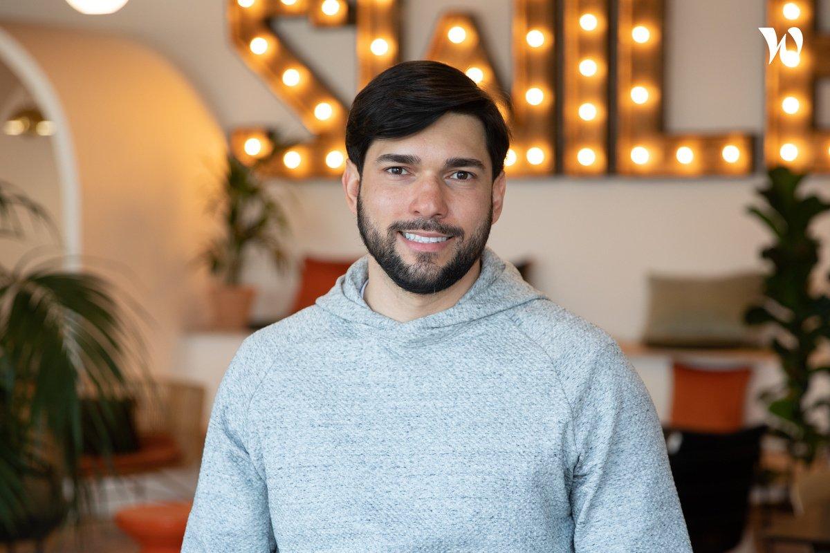 Meet Samuel, International Marketing Manager - Swile