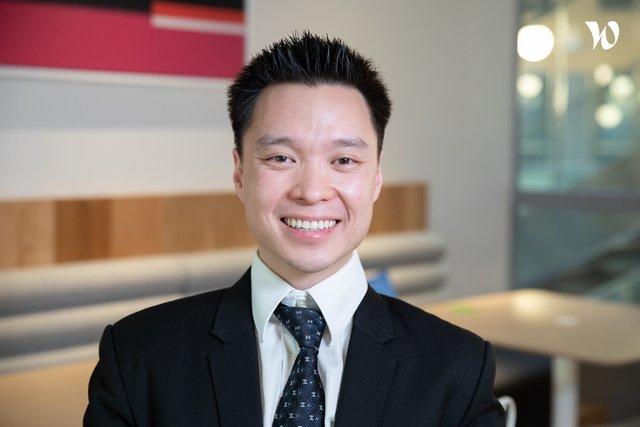 Rencontrez Jimmy , Cofondateur & Managing Partner - Accetal