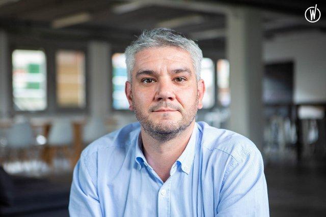 Rencontrez Sylvain, Directeur Travaux - Groupe L'Atelier des Compagnons