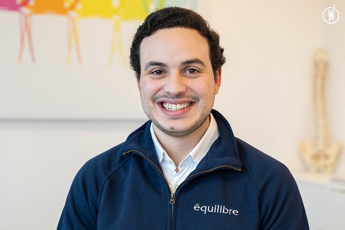 Rencontrez Alexandre, Directeur de l'Exploitation et du Développement - Equilibre Ergonomie & Aménagement