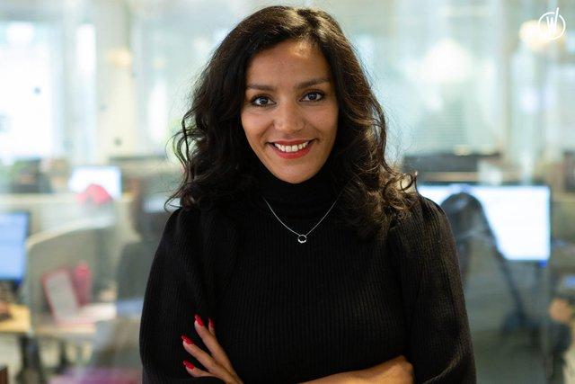 Rencontrez Sadia, Responsable réseau vente - Comme J'aime