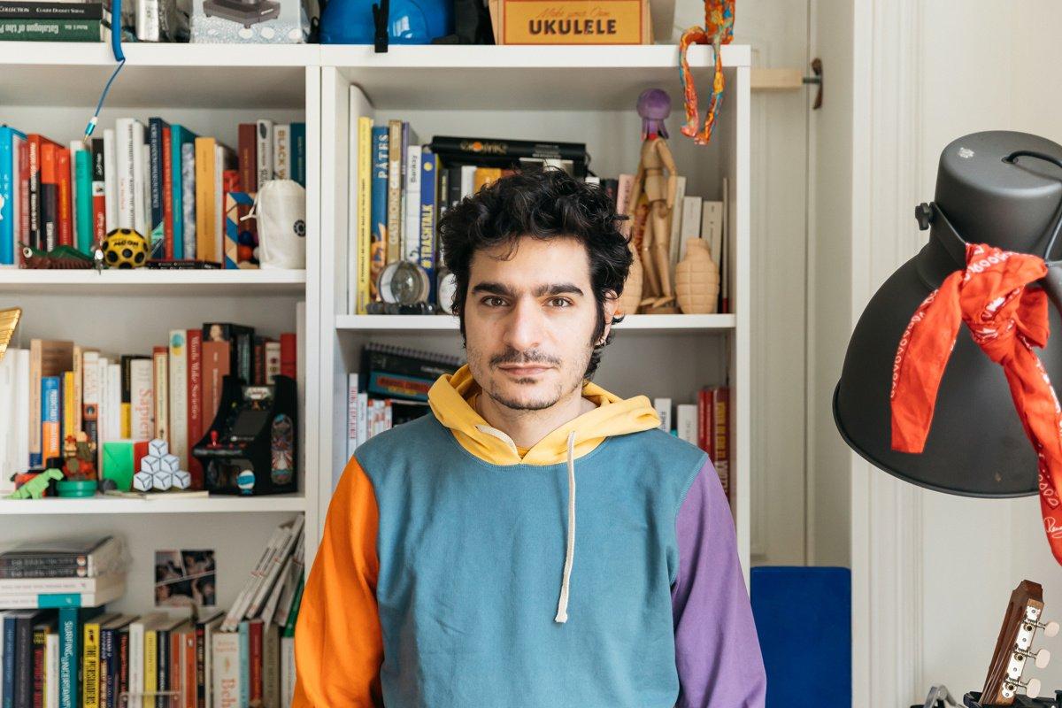 Albert Moukheiber : les rêves du travail
