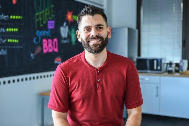 Rencontrez Yannick, VP Product - Instant System