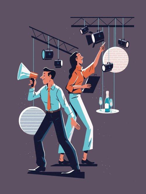 Oh My Job : les métiers du marketing et de la com'