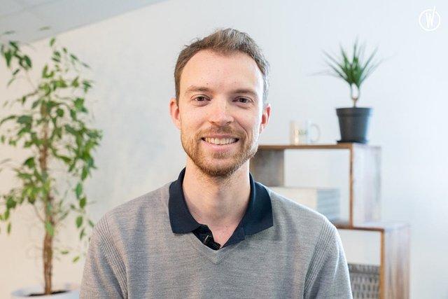 Rencontrez Bastien, Responsable RSE et Numérique Responsable - Groupe Isia