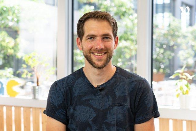 Rencontrez Benjamin, Co-fondateur & CTO - Emoteev