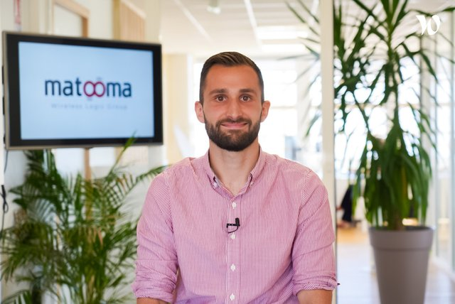 Rencontrez Pierre, Development Engineer Team Manager - Matooma
