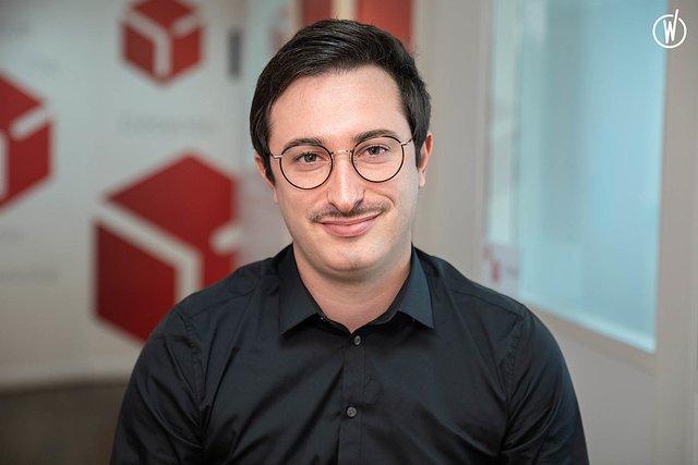 Rencontrez Vincent, Chargé de marketing digital - Pickup
