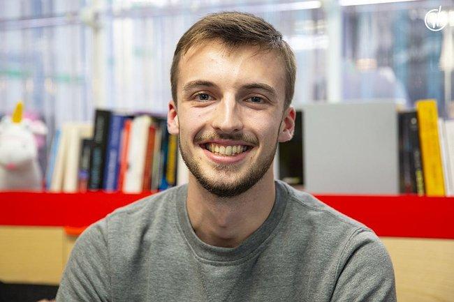 Rencontrez Marc, Business Developer - Pulp