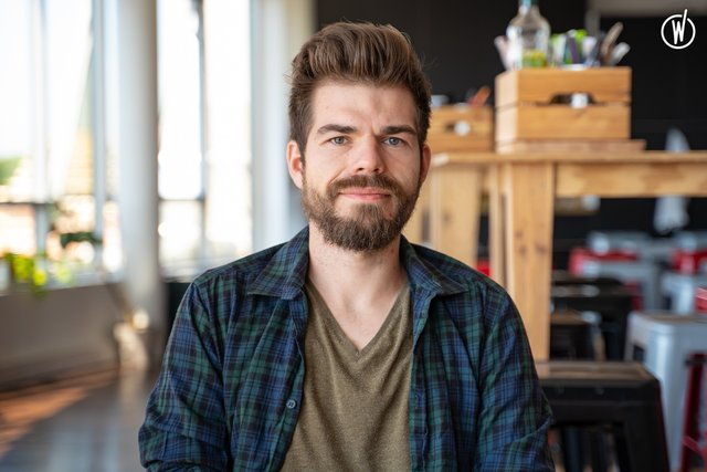 Rencontrez Guillaume, Software Engineer - Loft Orbital