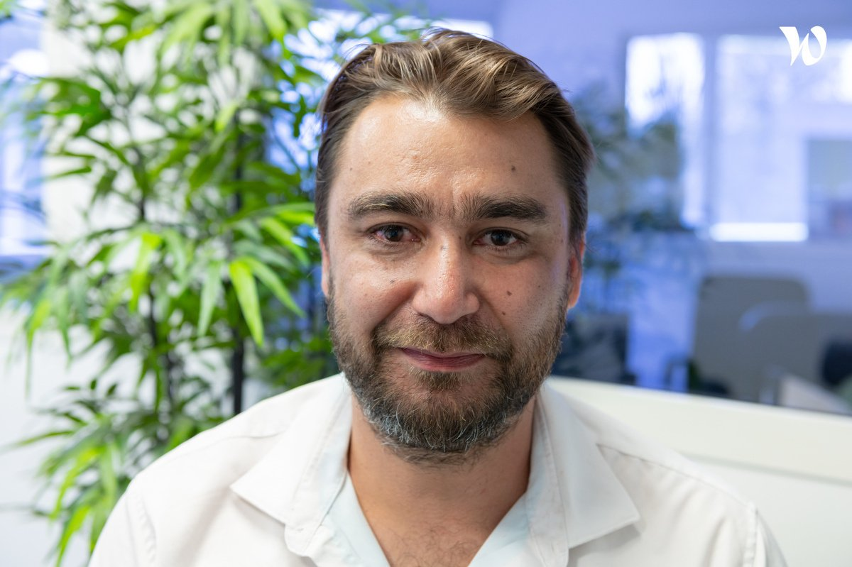 Rencontrez David, Product Manager / Product Owner - Digitecpharma