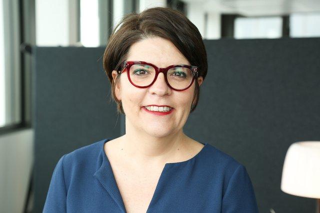 Rencontrez Sylvie, DRH Groupe - SQLI