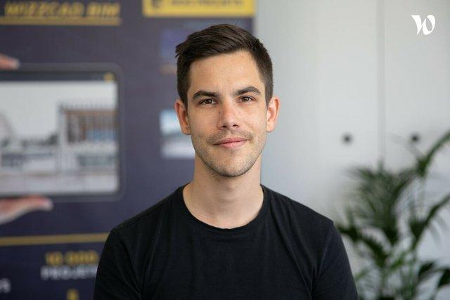 Rencontrez David, Business developer - WIZZCAD