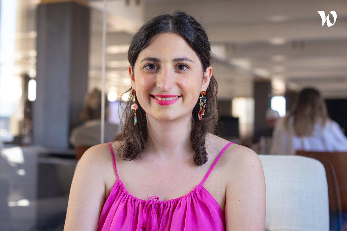 Rencontrez Marie, Chef de projet senior - agence black lemon