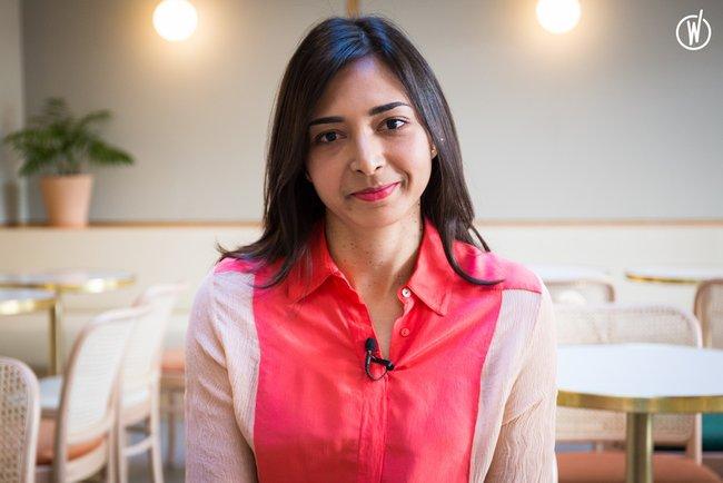 Rencontrez Claudia, Développeuse Full Stack - FABERNOVEL