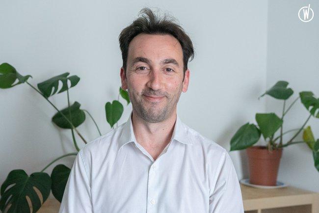 Rencontrez Antoine, Directeur Technique - Welyb