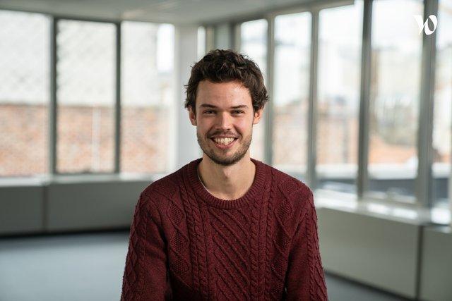 Rencontrez Samuel, Senior Business Developer & coordinateur RH - Seraphin
