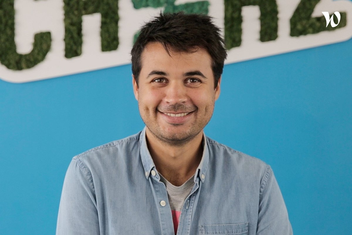 Rencontrez Antoine, Fondateur - Cheerz