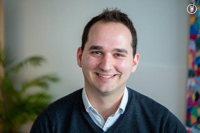Rencontre Jonathan, Chef de Mission - D&Consultants