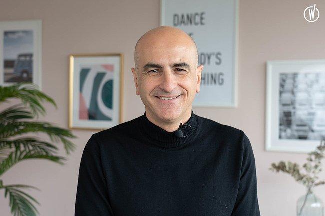 Rencontrez Frédéric, Directeur Général - Fondateur - Kozy