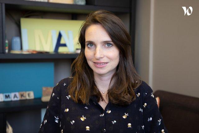 Rencontrez Elodie, CEO et Fondatrice - I MAKE
