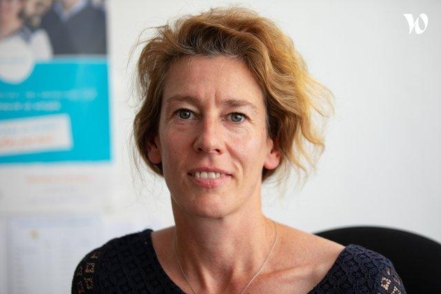 Rencontrez Anne, Déléguée Générale Adjointe - Solidarités Nouvelles face au Chômage - SNC