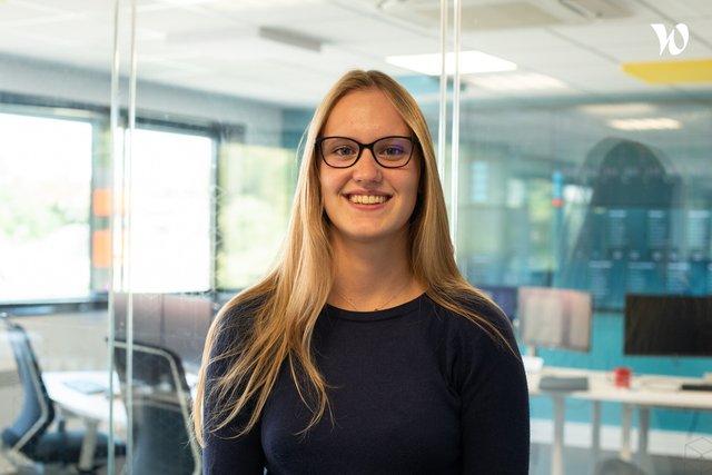 Meet Lea, Customer Service Engineer - Exotec