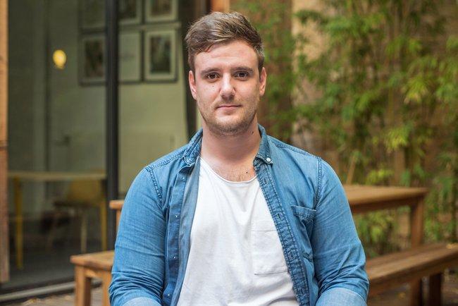 Rencontrez Axel, Chef de Secteur Ile de France - TASTE DISTRIBUTION