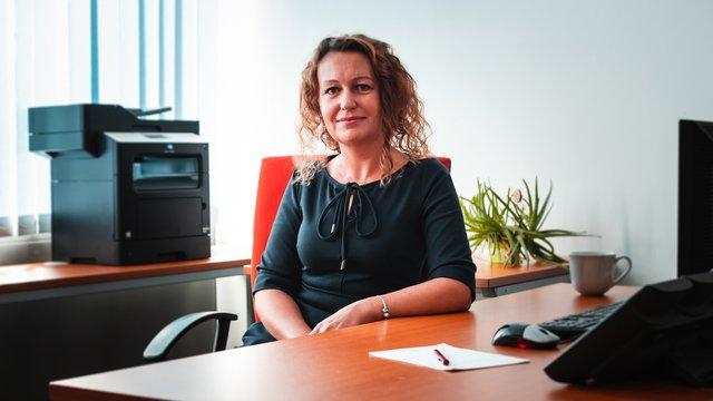 Lenka Brutovská, Finanční analytička, Generální ředitelství - CPI Hotels