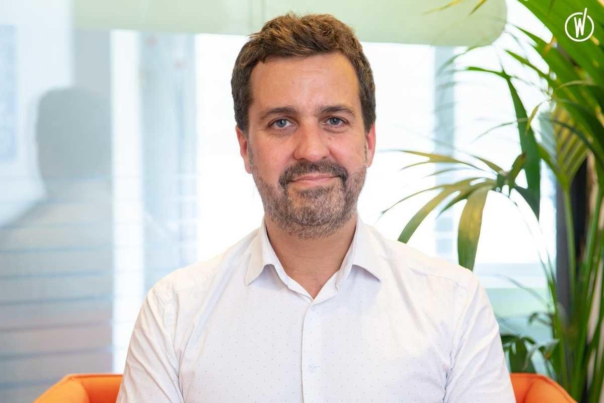 Conoce a Rodolphe, Co-founder - CAPFi