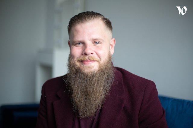 Rencontrez Éric, Business Developer - Publimag
