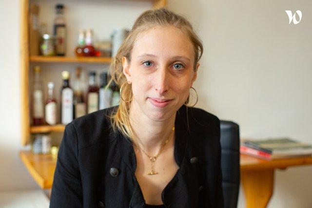 Rencontrez Cécile, Responsable Communication - Culinaries