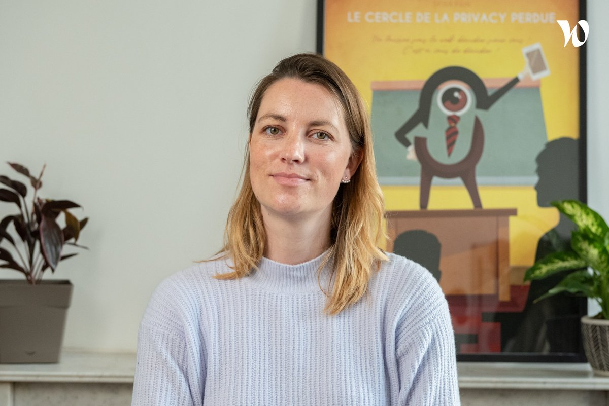 Rencontrez Julie, UX designer/writer - SFBX
