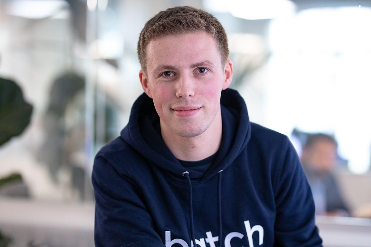 Rencontrez Evan, Lead Product Designer - Batch