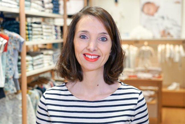 Rencontrez Joséphine, Area Manager - PETIT BATEAU