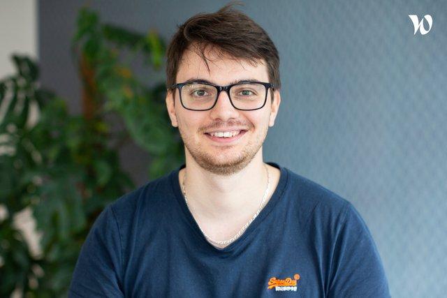 Rencontrez Grégoire, Développeur full stack - VIDAL