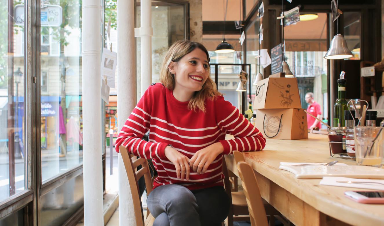 Le métier de styliste   Marie-Camille chez Balzac Paris