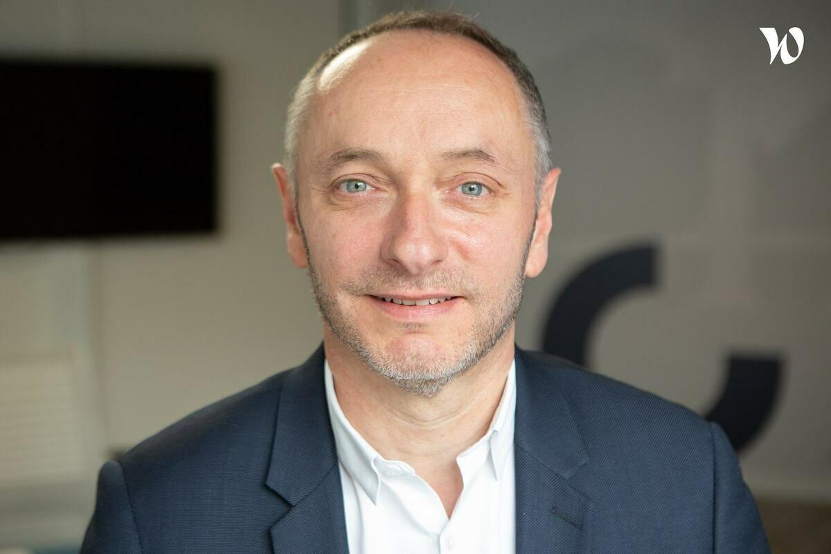 Rencontrez Erwan, CEO - Odigo