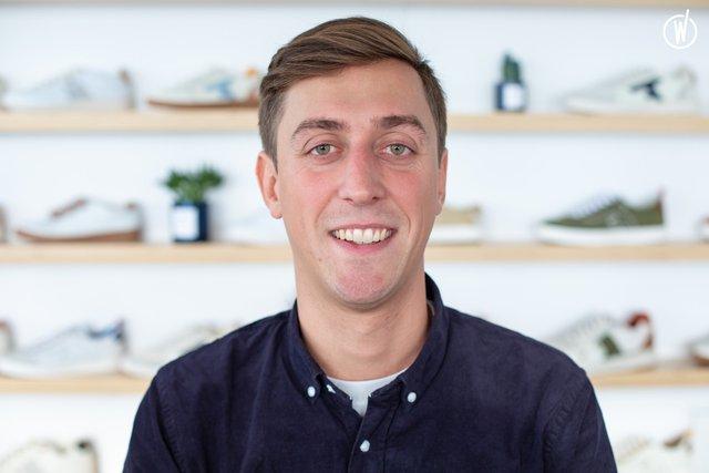 Rencontrez Martin, Responsable Digital & E commerce - Faguo