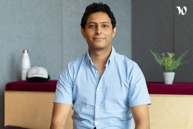 Rencontrez Nidhal, Dev Junior - Bankstore