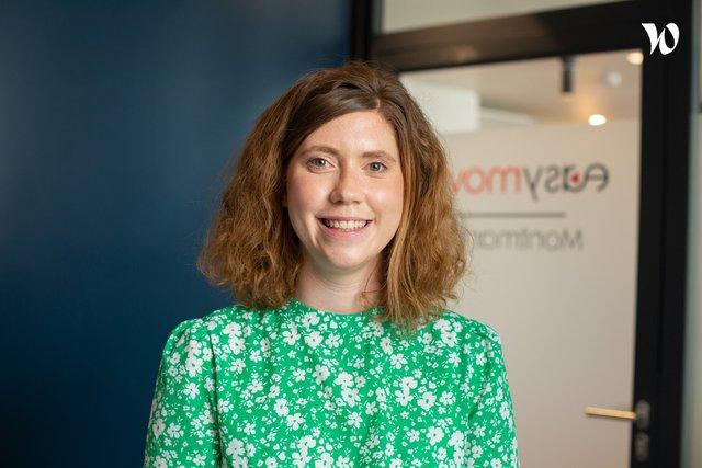 Rencontrez Delphine, Customer Success Manager - EasyMovie