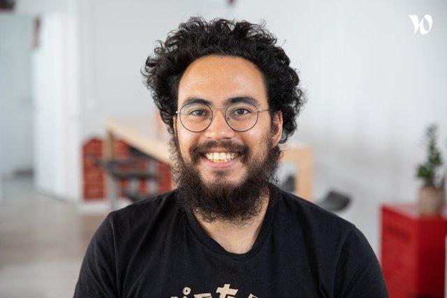 Rencontrez Lovasoa, Lead developer frontend - Okarito