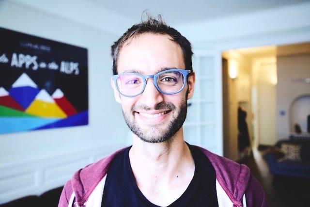 Rencontrez Quentin, Lead Android - Lunabee Studio